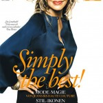 Tina Turner, 73, Looks Amazing on Cover of VogueGermany