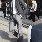 Rihanna Accompanies Chris Brown To Probation Hearing