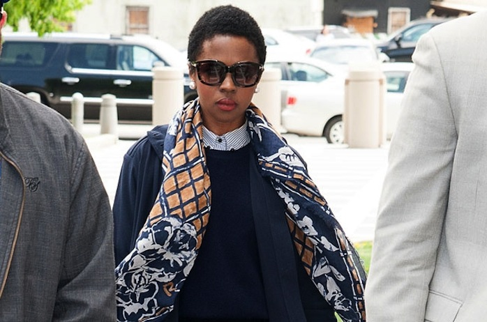 chris stokes blog - lauryn hill checks in to prison