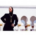 Rihanna Got Kicked Out Of A Mosque For Literally Her Tamest Stunt Ever