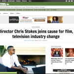 Rolling Out Highlights The Chris Stokes Movie Training Workshop