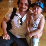 Christian Bale Flies 4-Year-Old Cancer Patient and Family to Disneyland
