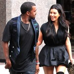 Kim Kardashian And Kanye West Share A Laugh After Their Lunch Date
