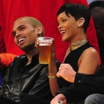 Christmas And A Laker Game With Chris Brown & Rihanna