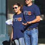 "Ashton Kutcher And Mila Kunis Out On A ""Matching"" Sunday Date"