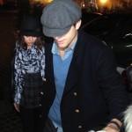 Ashton Kutcher & Mila Kunis Enjoy Romantic Thanksgiving Weekend In Rome
