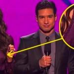 Khloe Kardashian's Nip-Tastic X Factor Premiere