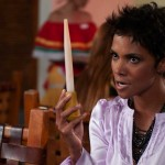 Does Halle Berry Dip Her Breasts in Guacamole in New Movie?