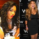 "Lil' Kim and Wendy Williams Feud: Rapper Blasts Host for Comments About Her ""Filled"" Face"